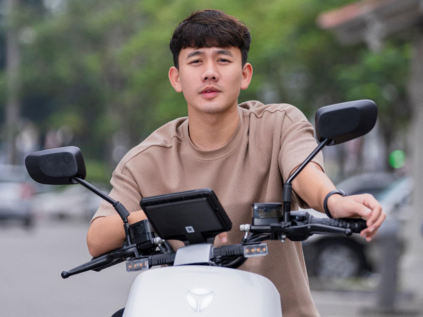 """Cầu thủ Minh Vương và hành trình ước mơ với trái bóng tròn: """"Chưa bao giờ tôi hối hận vì đã chọn đá bóng!"""" - Ảnh 4."""