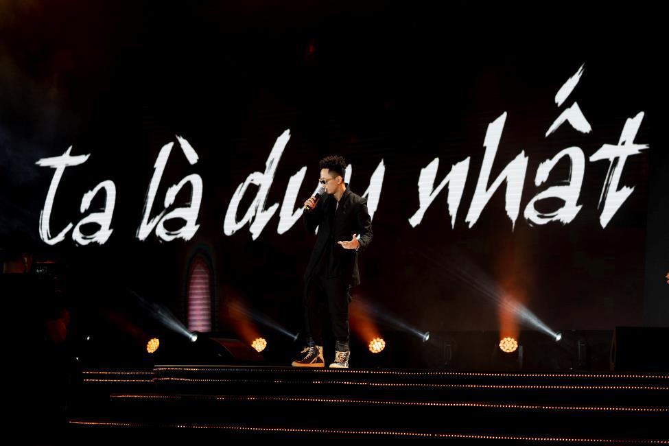 """Rhymastic: """"Nghệ thuật cũng là một """"nghề"""", âm nhạc là niềm đam mê, là thử thách lớn nhất đối với tôi"""" - Ảnh 4."""