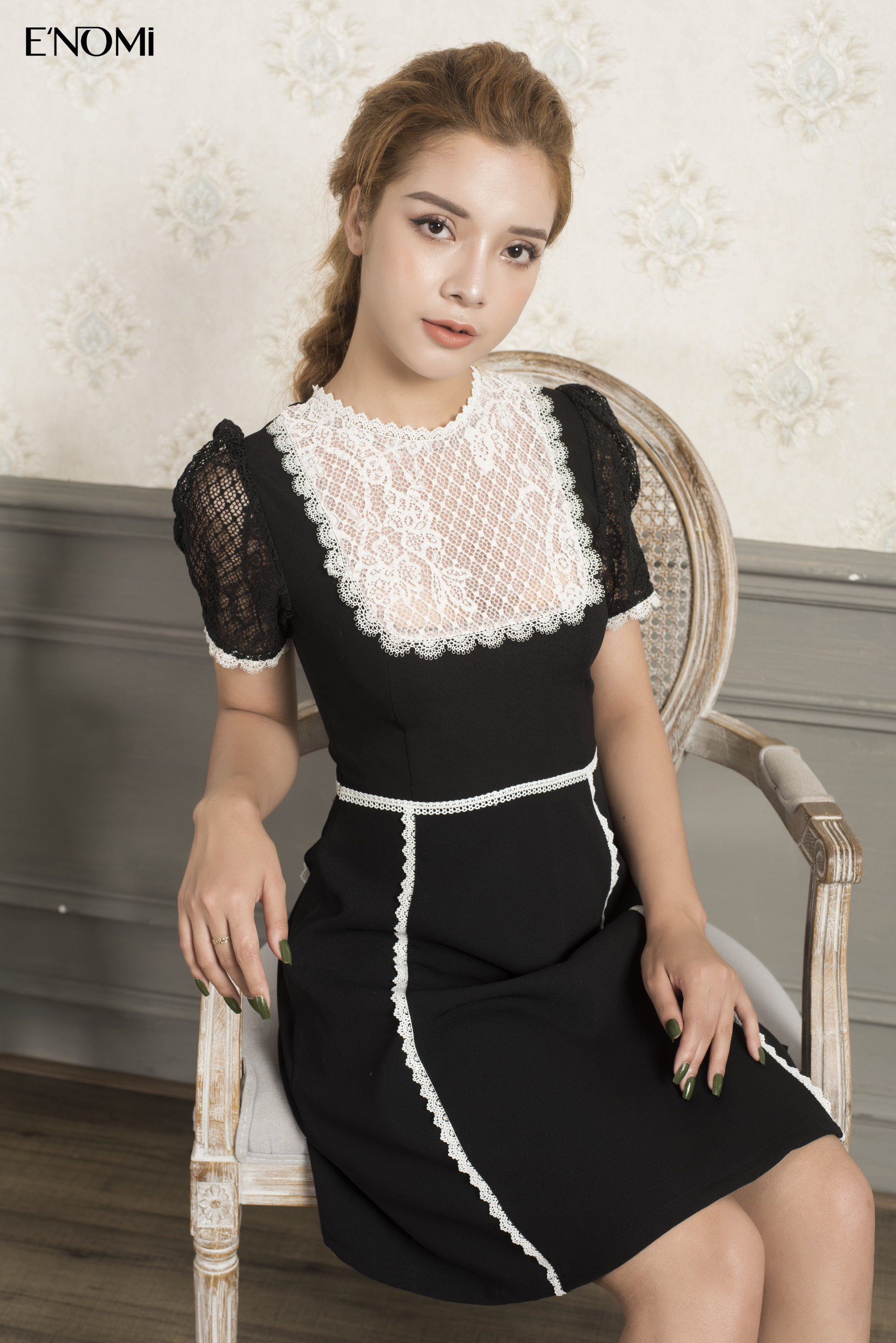 Săn sale Black Friday áo dài truyền thống và đầm tiệc đồng loạt giảm giá 50% - Ảnh 7.