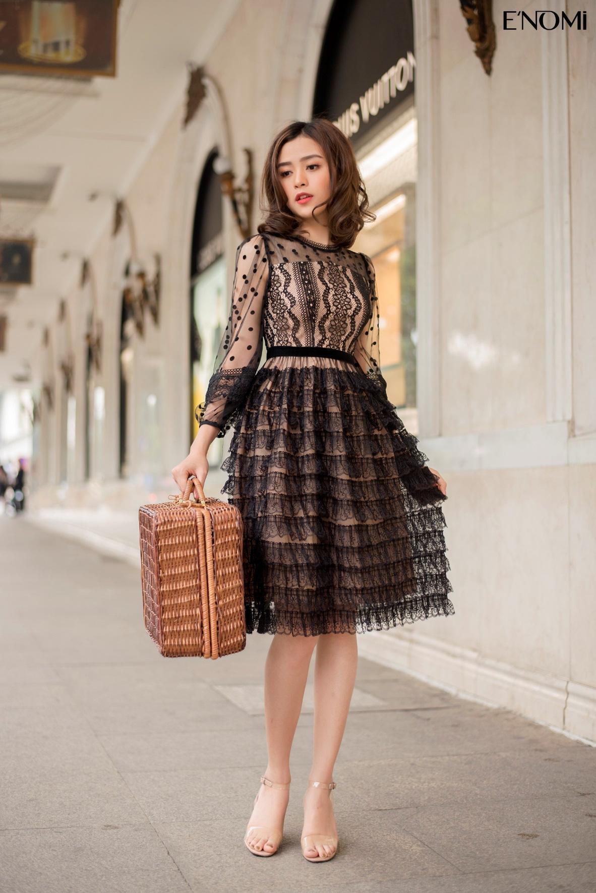 Săn sale Black Friday áo dài truyền thống và đầm tiệc đồng loạt giảm giá 50% - Ảnh 8.