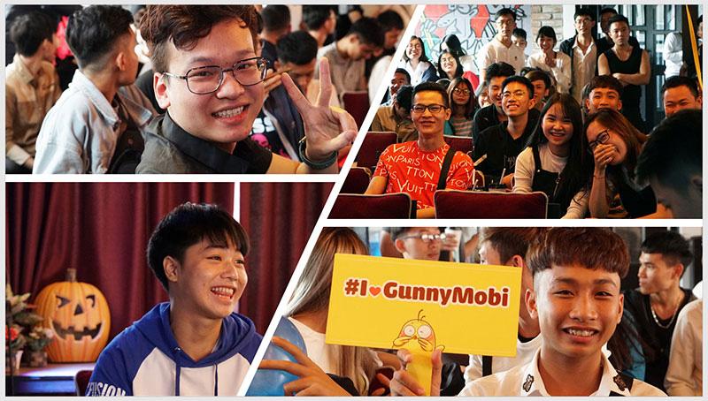 Trai đẹp gái xinh tề tựu tại offline Gunny Mobi khu vực Hà Nội - Ảnh 7.