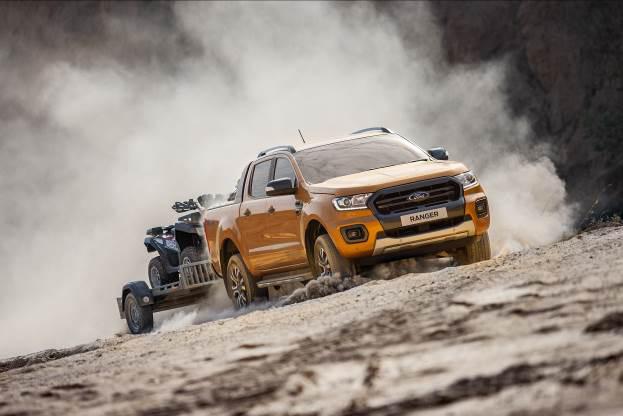 """Điểm danh những công nghệ mới của """"Vua bán tải"""" Ford Ranger - Ảnh 1."""