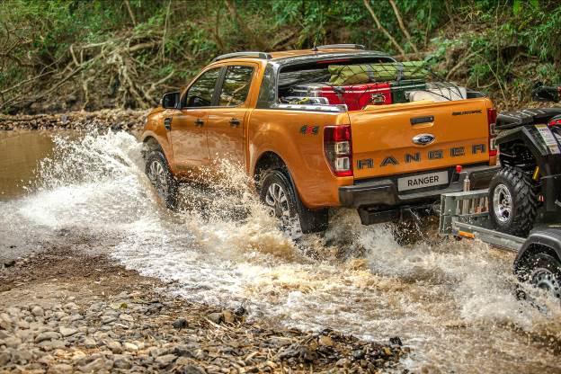 """Điểm danh những công nghệ mới của """"Vua bán tải"""" Ford Ranger - Ảnh 2."""