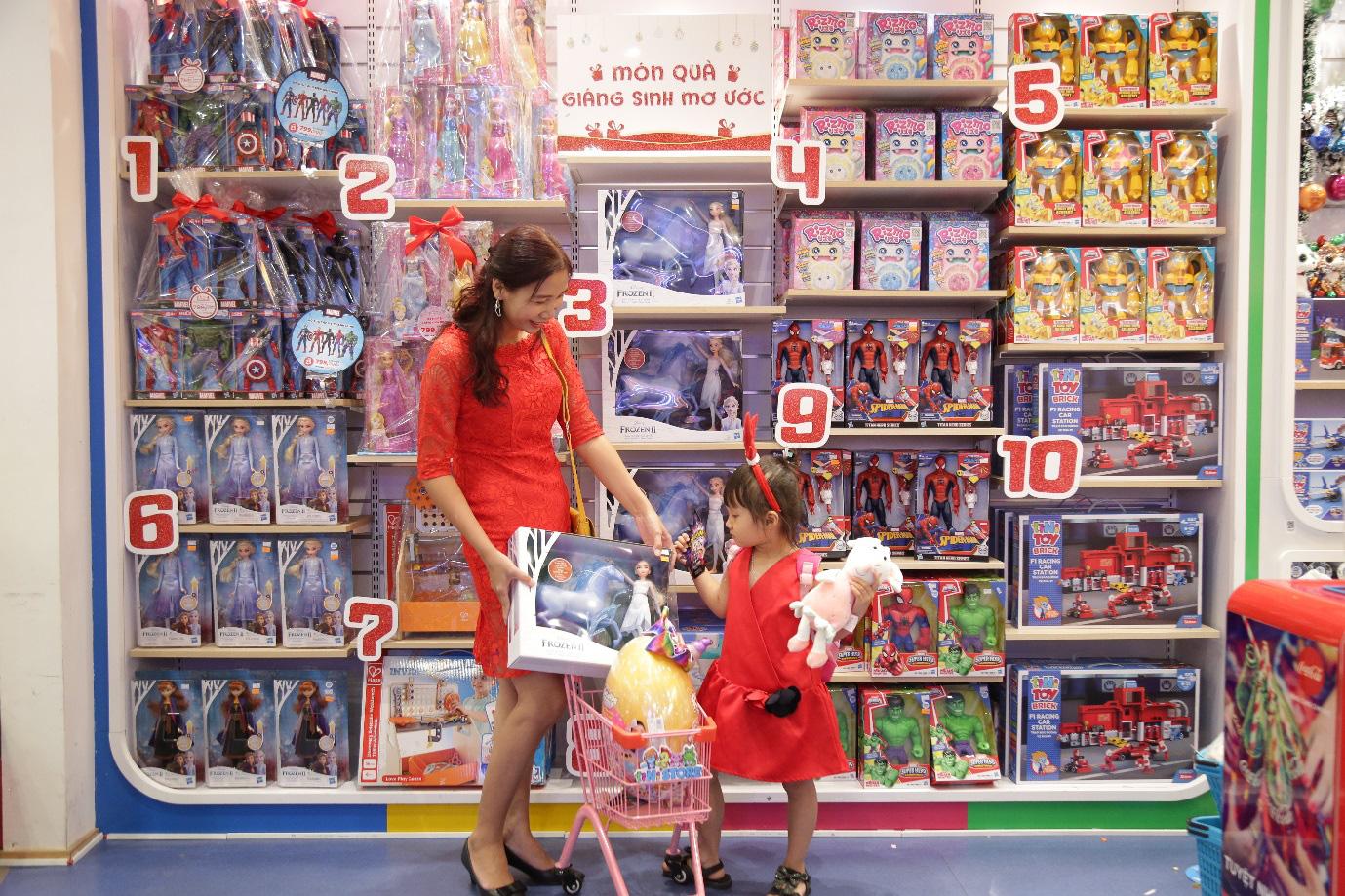 tiNiStore gợi ý 11 món quà Giáng sinh khiến trẻ thích mê - Ảnh 1.