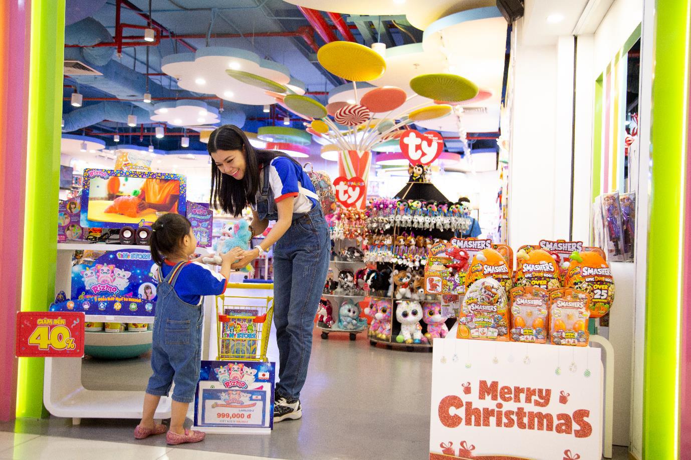 tiNiStore gợi ý 11 món quà Giáng sinh khiến trẻ thích mê - Ảnh 2.