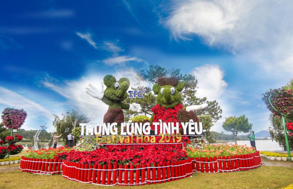 Dân tình lại rục rịch check-in những điểm hot nhất Đà Lạt dịp Festival hoa và Giáng sinh - Ảnh 1.