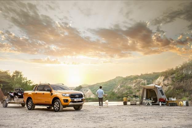 """Điểm danh những công nghệ mới của """"Vua bán tải"""" Ford Ranger - Ảnh 3."""