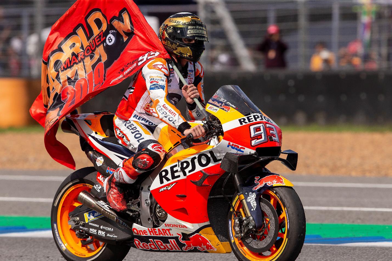 Honda chiến thắng tuyệt đối ở cả 3 danh hiệu mùa giải MotoGP 2019 - Ảnh 4.