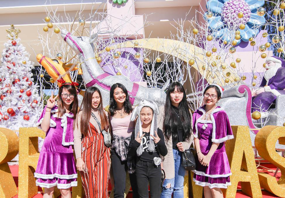 Dân tình lại rục rịch check-in những điểm hot nhất Đà Lạt dịp Festival hoa và Giáng sinh - Ảnh 5.