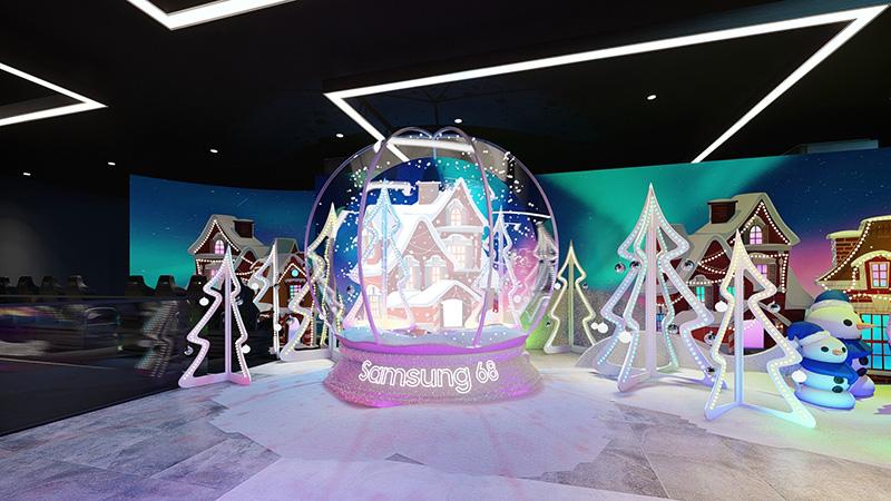 Samsung 68 có gì hot mà dân Sài Gòn rủ nhau check-in rần rần mùa Noel này? - Ảnh 2.