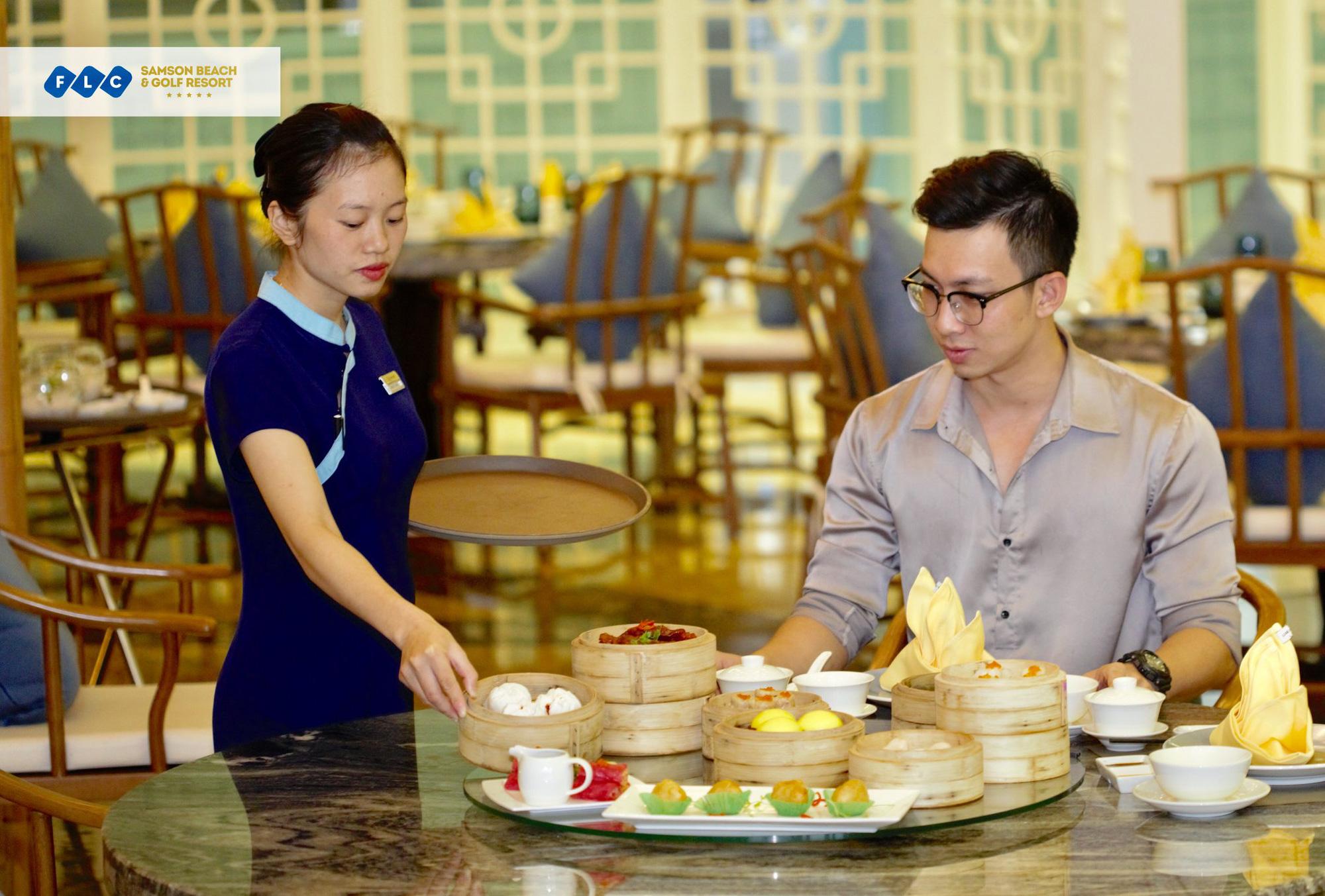 Rực rỡ mùa lễ hội cuối năm tại hệ thống quần thể FLC Hotels & Resorts - Ảnh 3.
