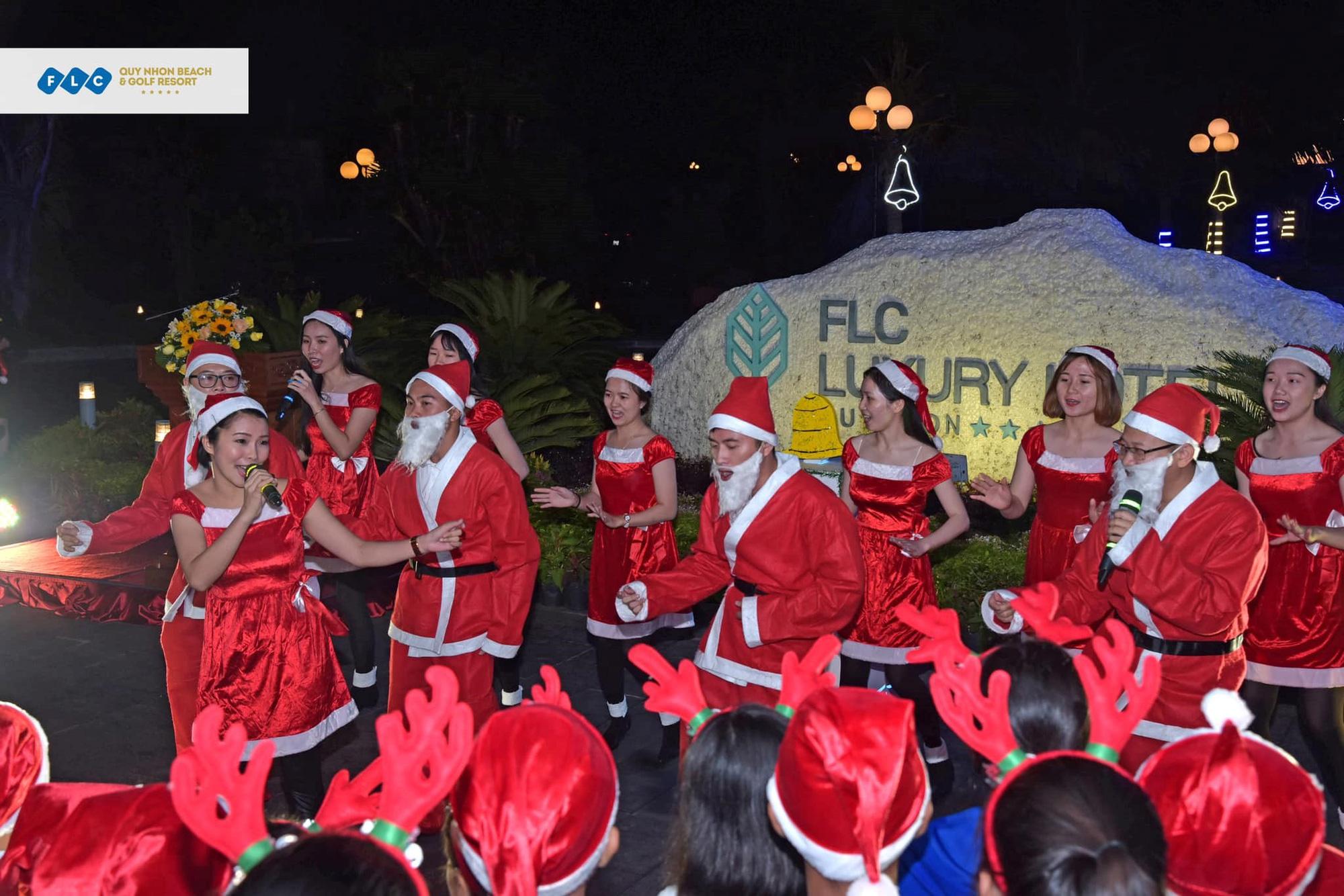 Rực rỡ mùa lễ hội cuối năm tại hệ thống quần thể FLC Hotels & Resorts - Ảnh 4.
