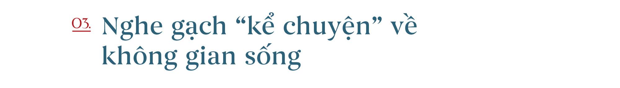 Eurotile: Khi cái tôi khác biệt hiện hữu trong không gian sống của người Việt - Ảnh 5.
