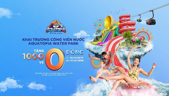 Mua vé cáp treo Hòn Thơm, nhận ngay vé miễn phí vui chơi công viên nước hiên đại hàng đầu khu vực - Ảnh 1.
