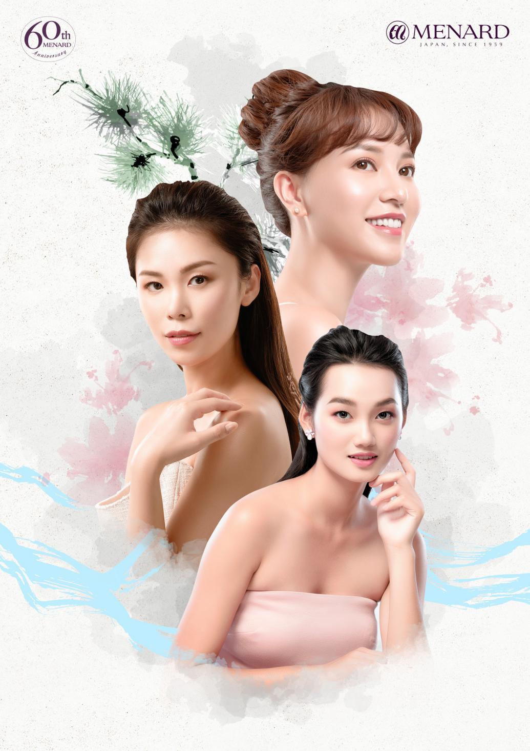 Bản giao hưởng vẻ đẹp bốn mùa trong show diễn Cục im lặng by Menard x Nguyễn Công Trí - Ảnh 3.