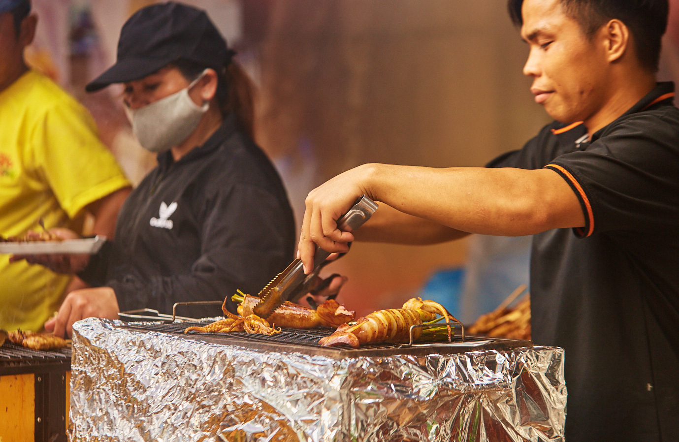 """5 con số """"biết nói"""" chứng minh độ hot hit của lễ hội ẩm thực thu hút gần 50.000 lượt khách trải nghiệm - Ảnh 3."""