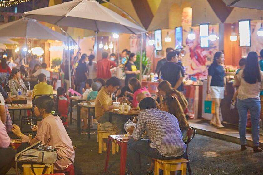 """5 con số """"biết nói"""" chứng minh độ hot hit của lễ hội ẩm thực thu hút gần 50.000 lượt khách trải nghiệm - Ảnh 4."""