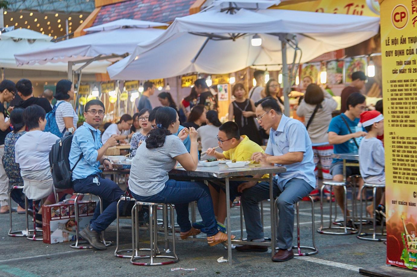 """5 con số """"biết nói"""" chứng minh độ hot hit của lễ hội ẩm thực thu hút gần 50.000 lượt khách trải nghiệm - Ảnh 7."""