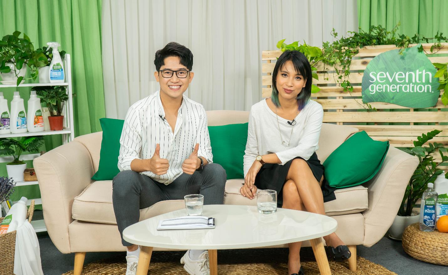 Giật mình với những chia sẻ của MC Thùy Minh về biến đổi khí hậu và sống xanh - Ảnh 1.