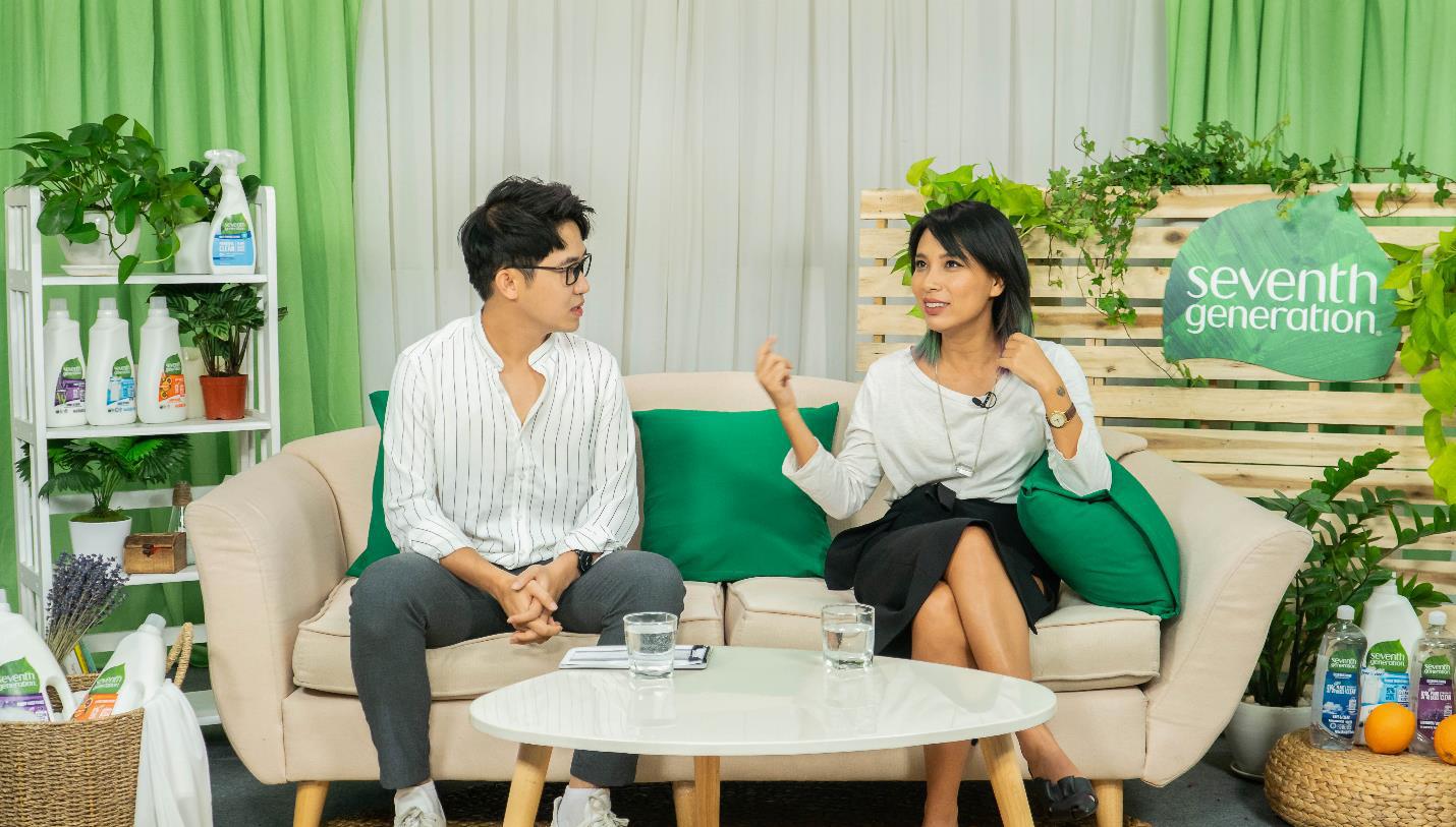 Giật mình với những chia sẻ của MC Thùy Minh về biến đổi khí hậu và sống xanh - Ảnh 2.