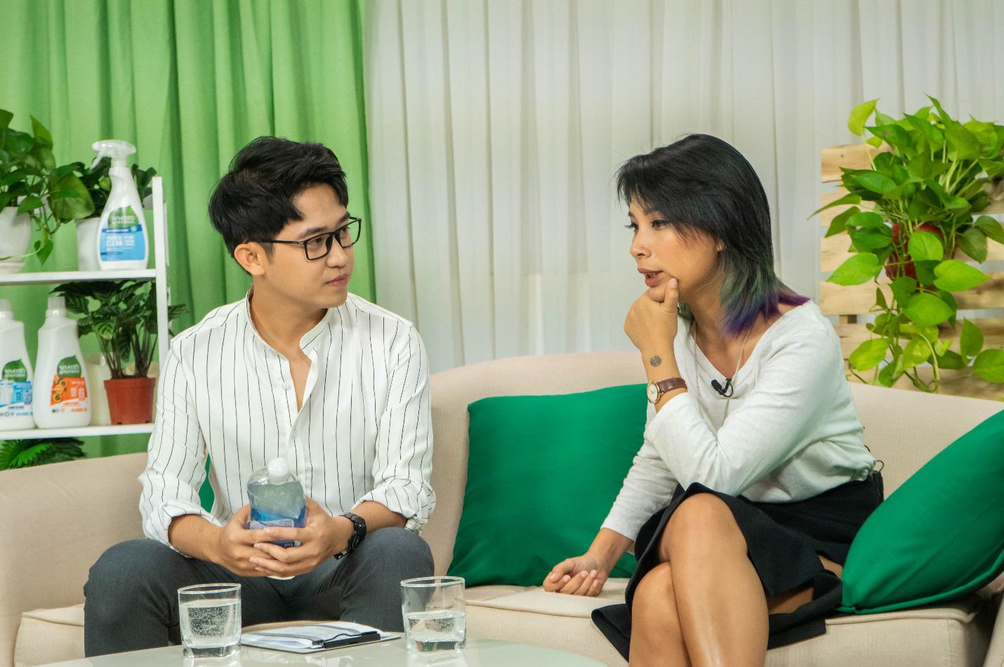 Giật mình với những chia sẻ của MC Thùy Minh về biến đổi khí hậu và sống xanh - Ảnh 4.
