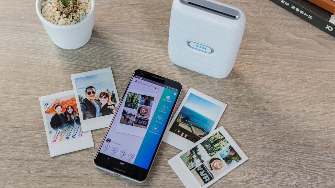 Fujifilm ra mắt dòng máy in ảnh thông minh Instax Mini Link - Ảnh 5.