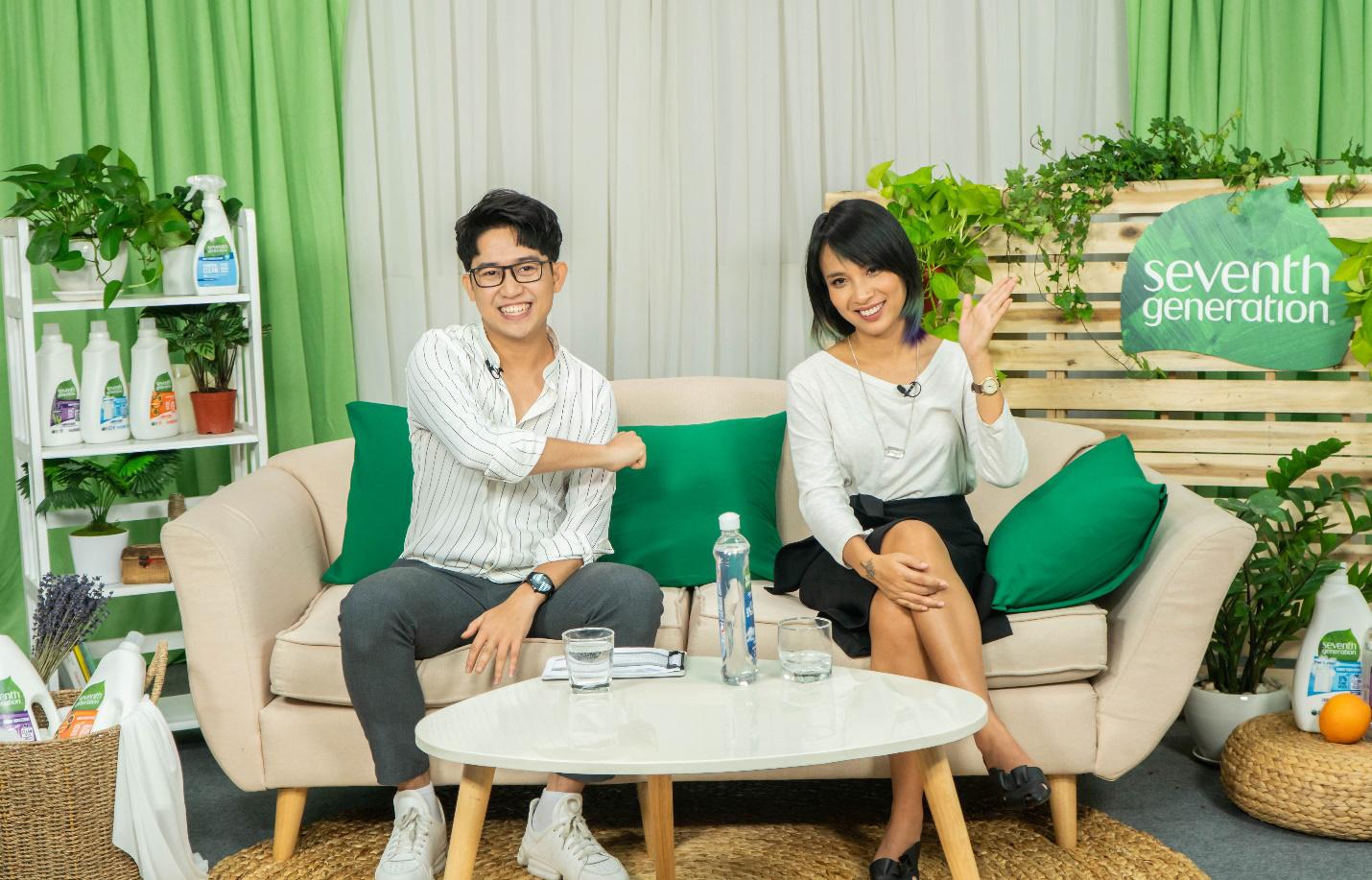 Giật mình với những chia sẻ của MC Thùy Minh về biến đổi khí hậu và sống xanh - Ảnh 6.