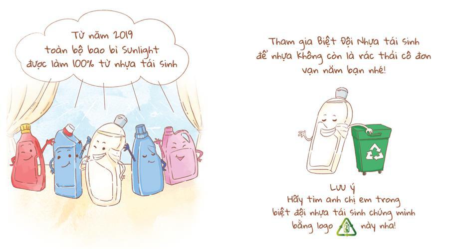 Câu chuyện về hành trình tái sinh của chai nhựa gây sốt cộng đồng mạng - Ảnh 8.