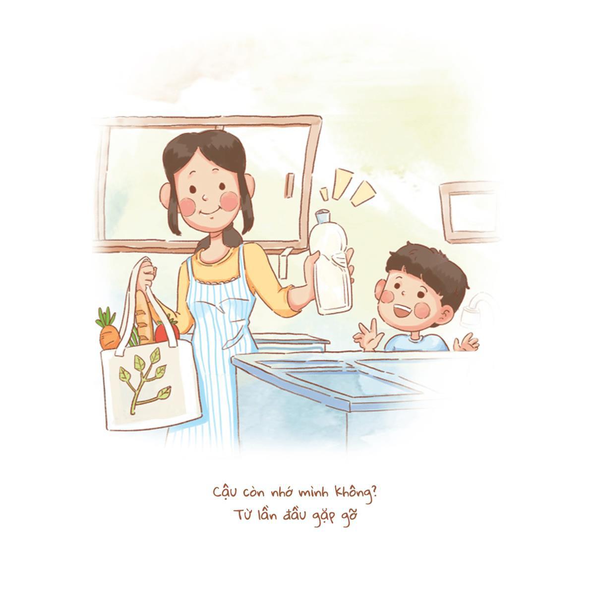 Câu chuyện về hành trình tái sinh của chai nhựa gây sốt cộng đồng mạng - Ảnh 1.