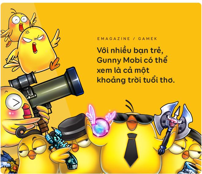 Gunny Mobi: Hành trình phát triển từ sự nghi ngờ cho tới một siêu phẩm phá vỡ định nghĩa về trò chơi điện tử - Ảnh 2.