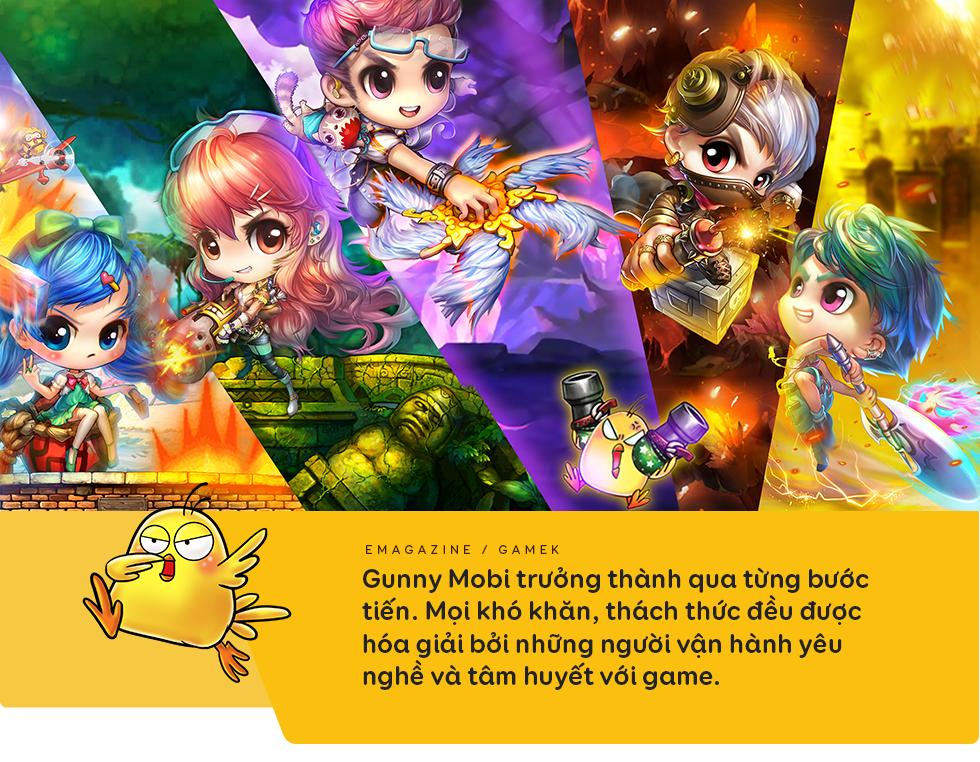 Gunny Mobi: Hành trình phát triển từ sự nghi ngờ cho tới một siêu phẩm phá vỡ định nghĩa về trò chơi điện tử - Ảnh 6.