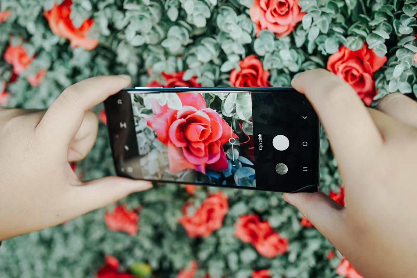 Smartphone giờ có chức năng chụp xịn sò giống máy ảnh này, bạn đã thử chưa? - Ảnh 2.