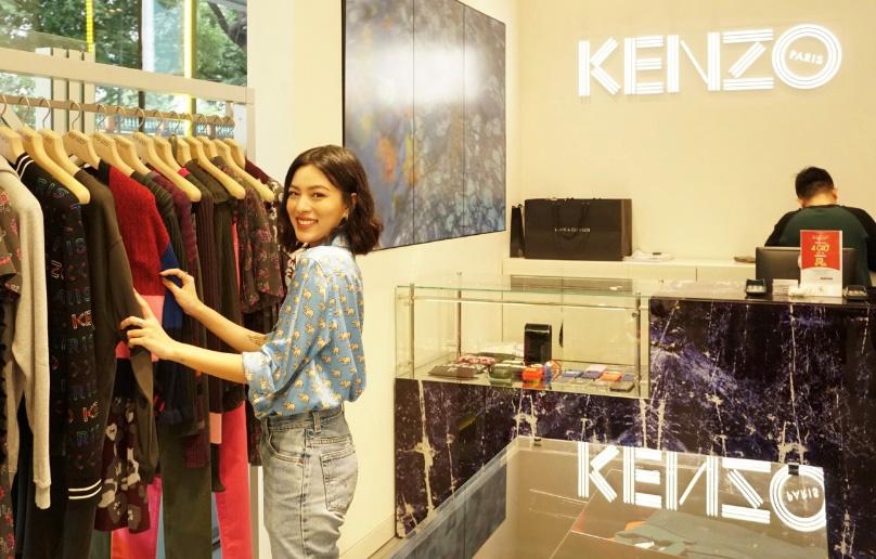 KENZO chào đón cửa hàng mới tại địa điểm đẹp bậc nhất Hà Nội - Ảnh 5.