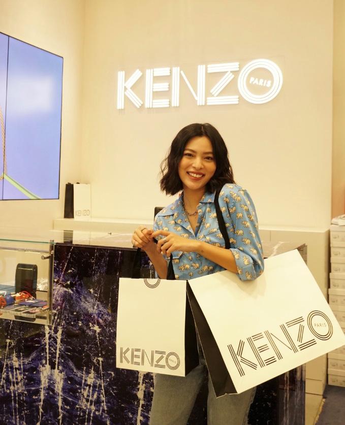 KENZO chào đón cửa hàng mới tại địa điểm đẹp bậc nhất Hà Nội - Ảnh 6.