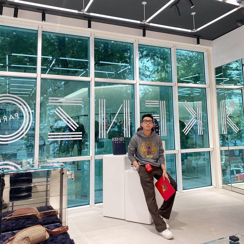 KENZO chào đón cửa hàng mới tại địa điểm đẹp bậc nhất Hà Nội - Ảnh 7.