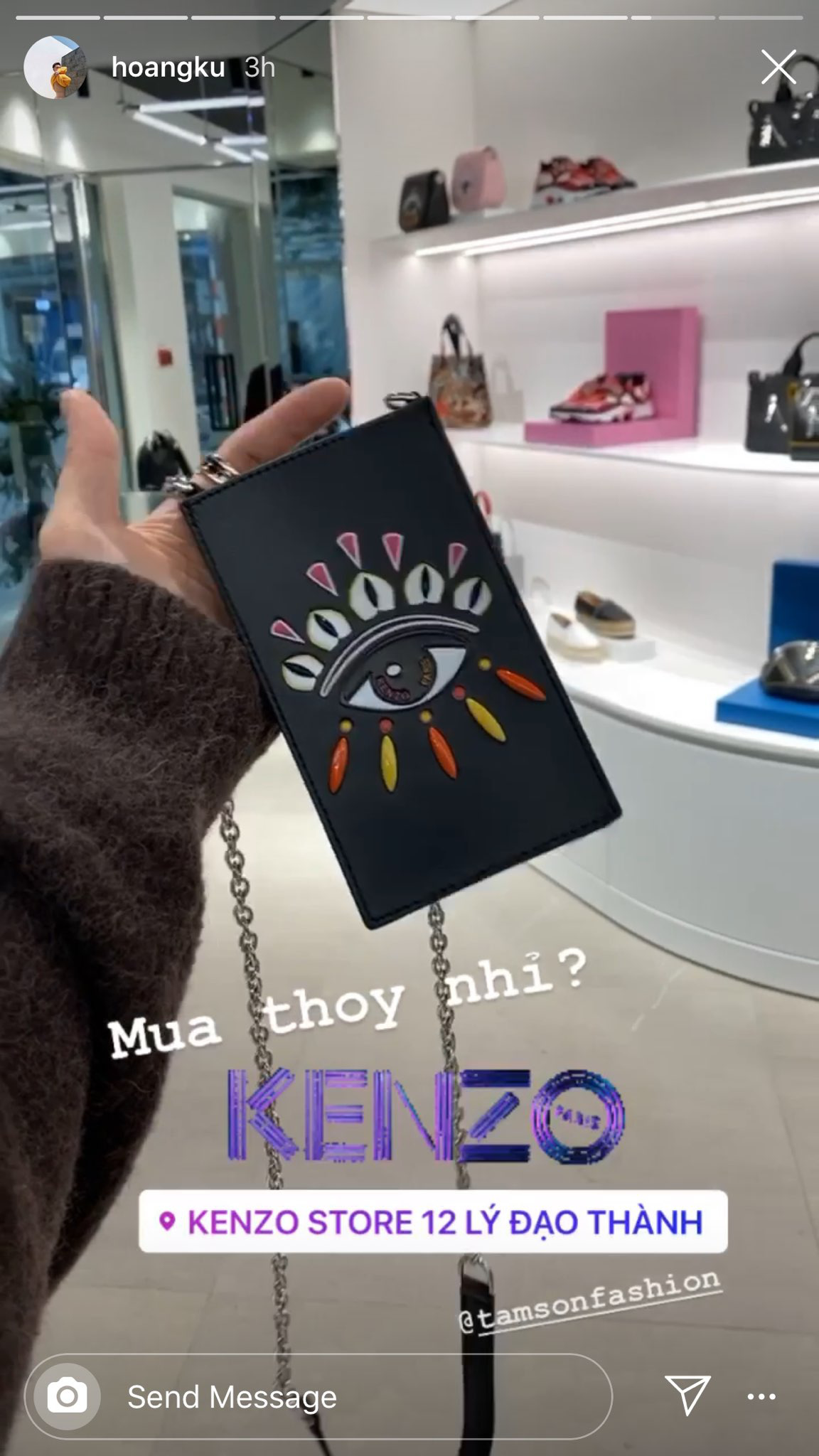 KENZO chào đón cửa hàng mới tại địa điểm đẹp bậc nhất Hà Nội - Ảnh 8.