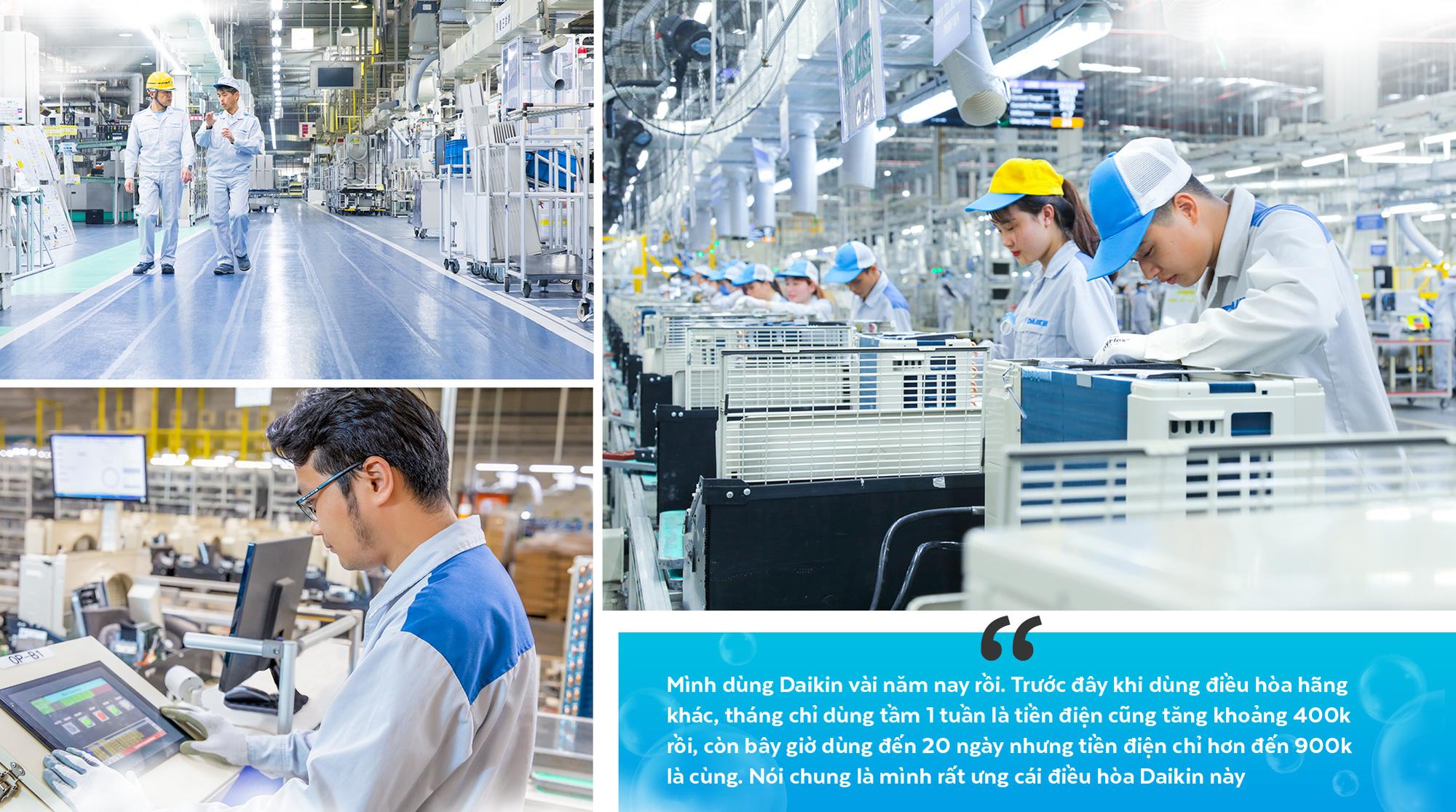 Chuyện về chiếc máy điều hòa Nhật Bản và 300 bước kiểm tra trước khi xuất xưởng - Ảnh 5.