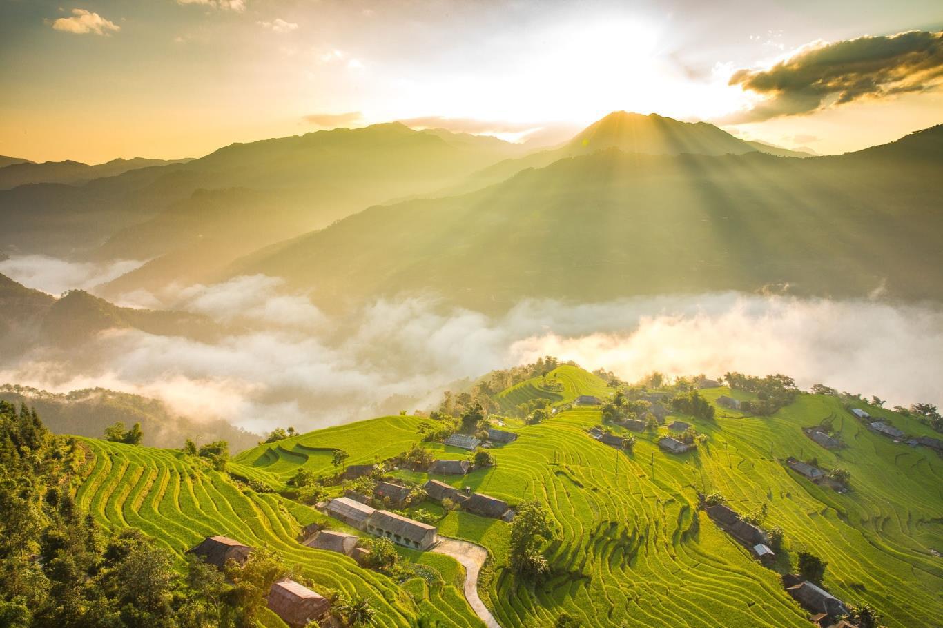 Tết này, rủ hội bạn thân check in những thiên đường sống ảo hot nhất Miền Bắc - Ảnh 1.