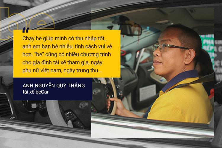 """Nghe """"Tay lái Vàng"""" nói về nghề tài xế công nghệ - Ảnh 3."""