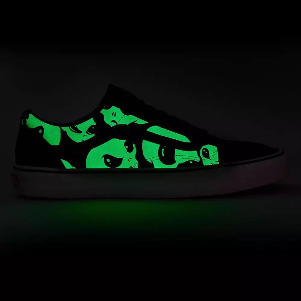 Vans đón tháng 12 bằng bộ sản phẩm siêu ma mị Vans Alien Ghosts - Ảnh 5.