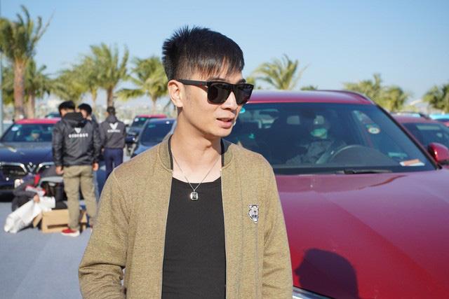 Dàn sao Việt cùng VinFast chinh phục Hà Giang: Quá tự hào và muốn đồng hành cùng VinFast sau chuyến đi này - Ảnh 8.