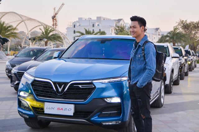 VinFast lập kỷ lục: Gần 100 xe Fadil, Lux A2.0 và Lux SA2.0 vượt nghìn km từ Hà Nội chinh phục Hà Giang - Ảnh 2.