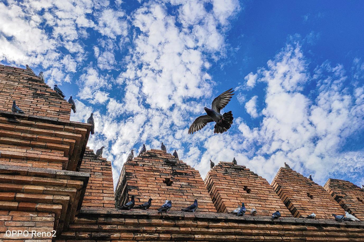 Khám phá vẻ đẹp cổ kính và thanh bình của Chiang Mai qua ống kính OPPO Reno2 - Ảnh 2.
