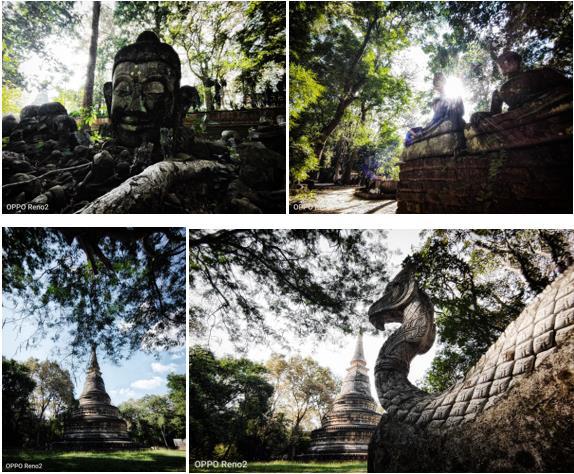 Khám phá vẻ đẹp cổ kính và thanh bình của Chiang Mai qua ống kính OPPO Reno2 - Ảnh 12.