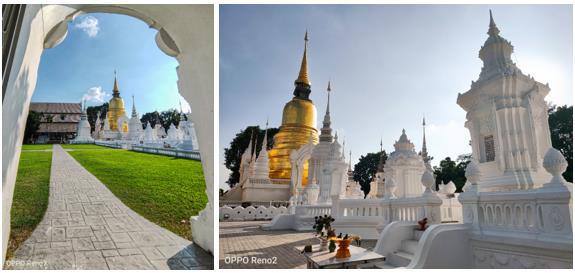 Khám phá vẻ đẹp cổ kính và thanh bình của Chiang Mai qua ống kính OPPO Reno2 - Ảnh 14.