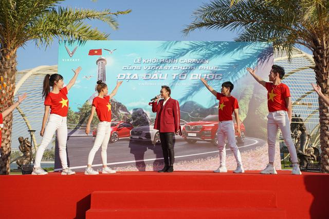 VinFast lập kỷ lục: Gần 100 xe Fadil, Lux A2.0 và Lux SA2.0 vượt nghìn km từ Hà Nội chinh phục Hà Giang - Ảnh 3.