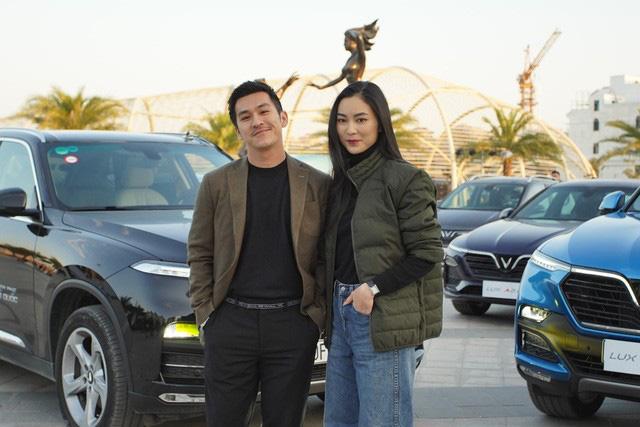 Dàn sao Việt cùng VinFast chinh phục Hà Giang: Quá tự hào và muốn đồng hành cùng VinFast sau chuyến đi này - Ảnh 3.