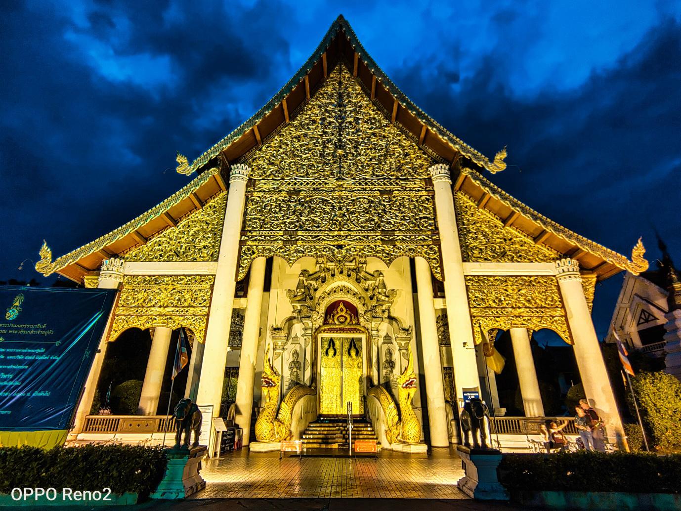 Khám phá vẻ đẹp cổ kính và thanh bình của Chiang Mai qua ống kính OPPO Reno2 - Ảnh 4.