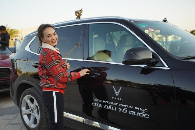 Dàn sao Việt cùng VinFast chinh phục Hà Giang: Quá tự hào và muốn đồng hành cùng VinFast sau chuyến đi này - Ảnh 5.