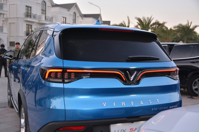 VinFast lập kỷ lục: Gần 100 xe Fadil, Lux A2.0 và Lux SA2.0 vượt nghìn km từ Hà Nội chinh phục Hà Giang - Ảnh 6.